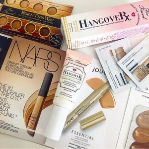Too Faced Hangover Primer + Complexion Cards